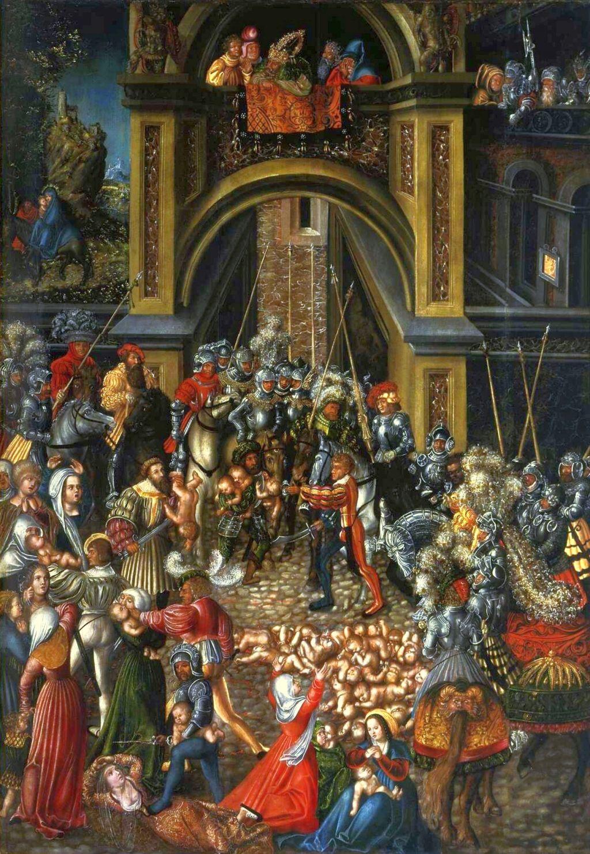 Кранах, ок. 1515.
